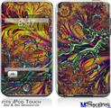 iPod Touch 2G & 3G Skin - Fire And Water