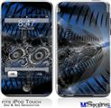 iPod Touch 2G & 3G Skin - Contrast