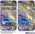 iPod Touch 2G & 3G Skin - Vortices