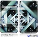 iPod Touch 2G & 3G Skin - Hall Of Mirrors