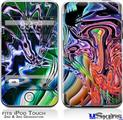 iPod Touch 2G & 3G Skin - Interaction
