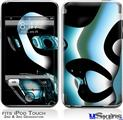 iPod Touch 2G & 3G Skin - Metal