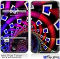 iPod Touch 2G & 3G Skin - Rocket Science