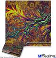 Sony PS3 Slim Skin - Fire And Water