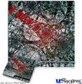 Sony PS3 Slim Decal Style Skin - Tissue