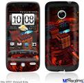 HTC Droid Eris Skin - Reactor