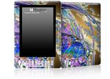 Vortices - Decal Style Skin for Amazon Kindle DX