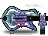 Balls Decal Style Skin - fits Warriors Of Rock Guitar Hero Guitar (GUITAR NOT INCLUDED)