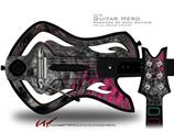 Ex Machina Decal Style Skin - fits Warriors Of Rock Guitar Hero Guitar (GUITAR NOT INCLUDED)