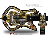 Lizard Skin Decal Style Skin - fits Warriors Of Rock Guitar Hero Guitar (GUITAR NOT INCLUDED)