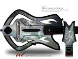 Ripples Of Time Decal Style Skin - fits Warriors Of Rock Guitar Hero Guitar (GUITAR NOT INCLUDED)
