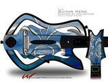 Waterworld Decal Style Skin - fits Warriors Of Rock Guitar Hero Guitar (GUITAR NOT INCLUDED)