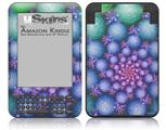 Balls - Decal Style Skin fits Amazon Kindle 3 Keyboard (with 6 inch display)