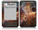 Kappa Space - Decal Style Skin fits Amazon Kindle 3 Keyboard (with 6 inch display)
