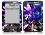 Persistence Of Vision - Decal Style Skin fits Amazon Kindle 3 Keyboard (with 6 inch display)