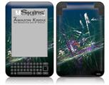Oceanic - Decal Style Skin fits Amazon Kindle 3 Keyboard (with 6 inch display)