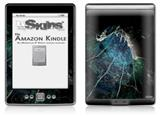 Aquatic 2 - Decal Style Skin (fits 4th Gen Kindle with 6inch display and no keyboard)