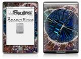 Spherical Space - Decal Style Skin (fits 4th Gen Kindle with 6inch display and no keyboard)